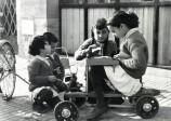 Nens jugant, fotografia de J.M. Vizcarra