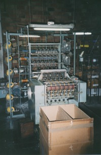 Teler de cintes, 2000