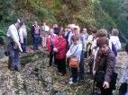 Visita cultural a Can Girona, històries d'aigua