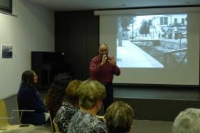 Inauguració exposició Memòria fotogràfica: l'aigua a Mollet