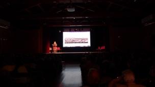 Acte de presentació de la 3a edició del blog Els nostres mestres