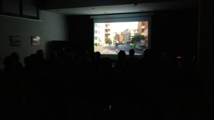"Cinefòrum: ""Cinema en dues rodes"""