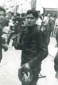 Toni Palau, 1958