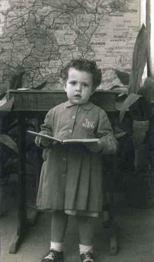 Araceli Amadó, 1954