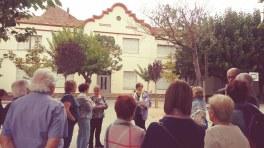 Passejada per escoles del Mollet d'ahir i d'avui
