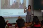 Presentació del blog a l'Institut
