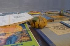 Visita a l'exposició Records d'escola. 150 anys d'educació a Mollet (1845-1995)