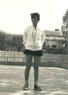 Maria Llorens, dècada de 1960